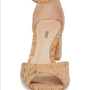 6b7e9611c57 SCHUTZ Shoes - Schutz Roama Ankle Strap Sandals